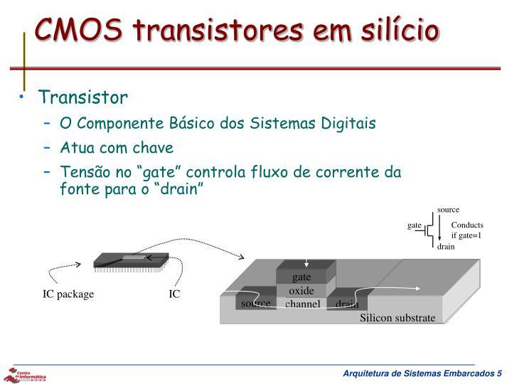 CMOS transistor