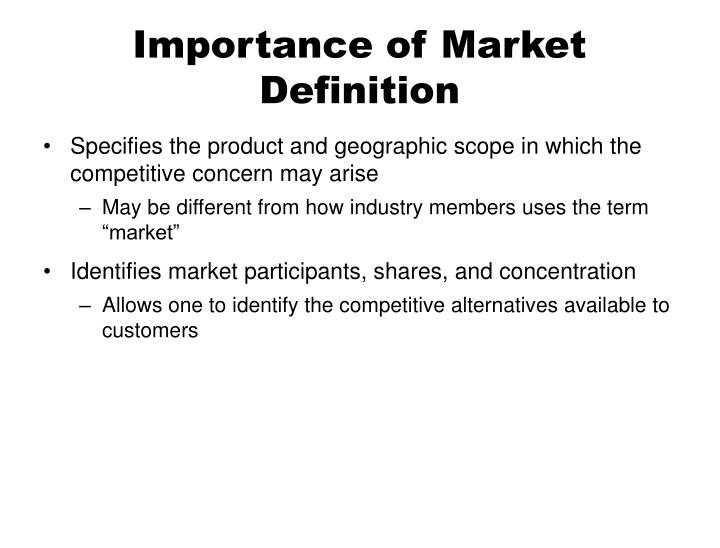 understanding retail identify the competitive If you identify the market trends early enough then it is easier to plan for changes so you can grow your business successfully knowing what market trends affect your market also allows you to take advantage of positive changes.