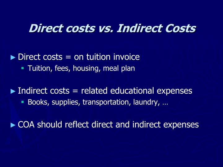 direct indirect cost in retail essay Indirect direct essay examples submitted by jjackson214 words: 500 traditionally, two kinds of substantive democracy are recognized: 1-direct, 2-indirect 1 in a direct democracy, make the laws directly and individually by casting a vote for a given law that becomes binding by the ratio of 50%+1.