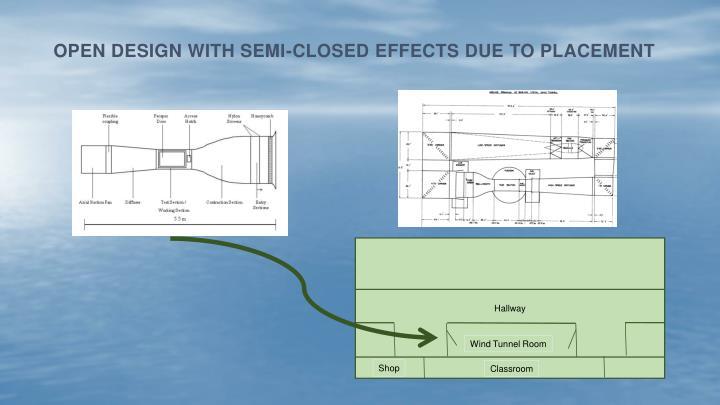 Open Design with Semi-