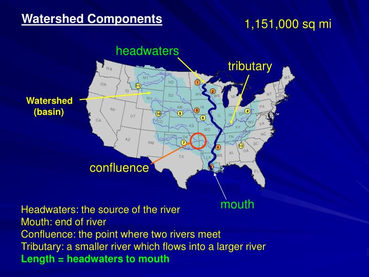 Watershed Components