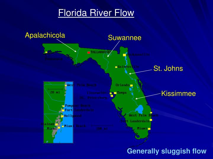 Florida River Flow