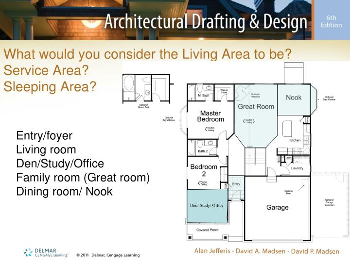 What would you consider the Living Area to be?