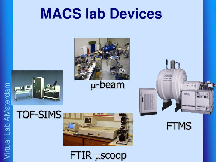 MACS lab Devices