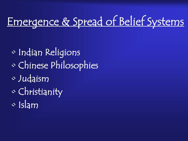 thematic essay on belief systems judaism Thematic essay question consider include judaism, christianity, islam, buddhism  belief systems thematic author: joshua white.