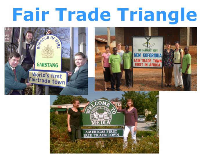 Fair Trade Triangle
