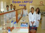 equipe labfoz inicial