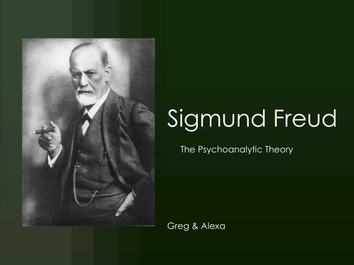 sigmund freuds theory The ego and the id [sigmund freud] if you just need a quick gist, this may be sufficient, but, if you really want to understand freud and his theories.