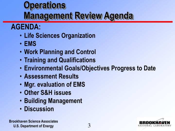 operations management review questions Operations review it is important to any organization, whether nonprofit or for-profit, that its operations and its operational structure support its mission and objectives, and that its financial reporting structure mirror reality.