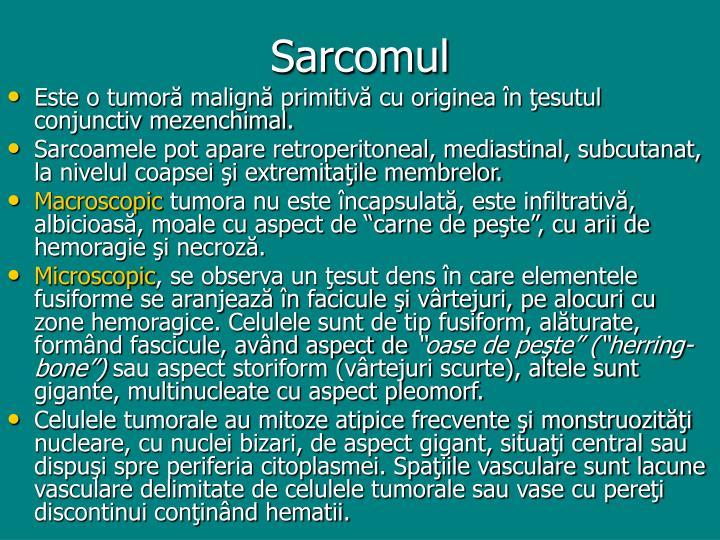 Sarcomul
