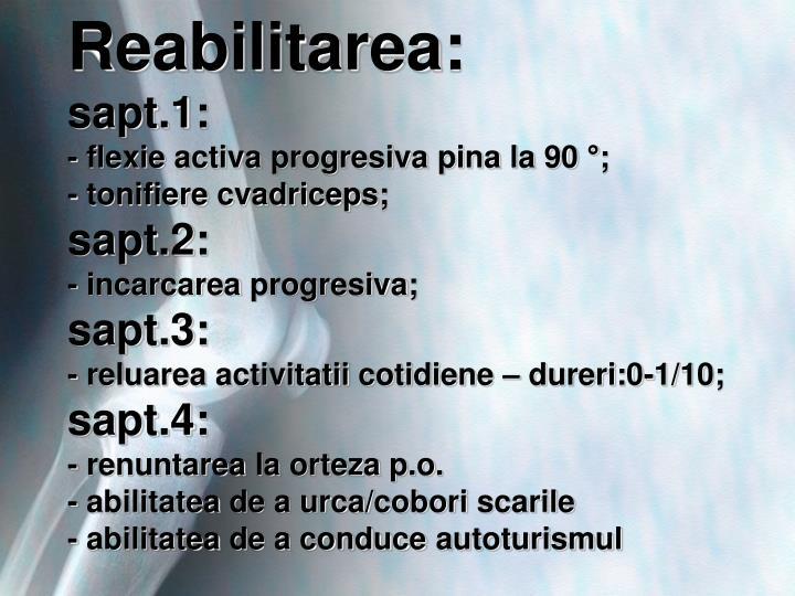 Reabilitarea