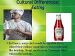 cultural differences eating3