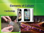 elements of culture3