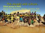 the people and culture