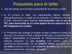 propuesta para el taller1