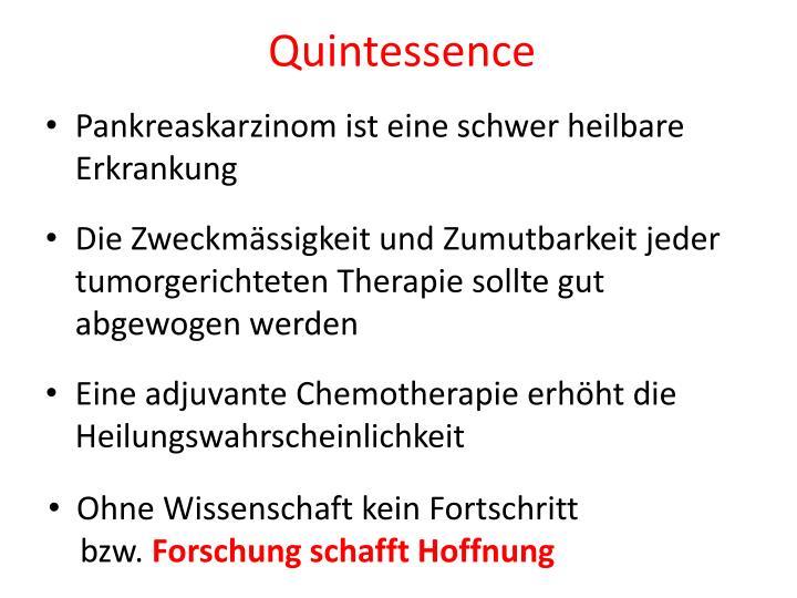 Quintessence