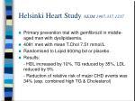 helsinki heart study nejm 1987 317 1237