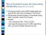 west of scotland coronary prevention study woscops nejm 1995 333 1301 07