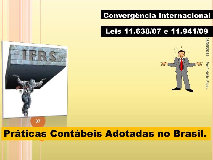 Convergência Internacional