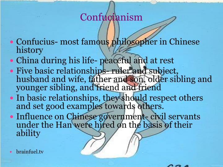 confucianism legalism and daoism comparison essay Category: confucius daoism taoism print this essay download essay confucianism and daoism are two of the most influential schools of thought in ancient china confucianism and daoism are often considered polar opposites for several reasons, although they have a few similarities.