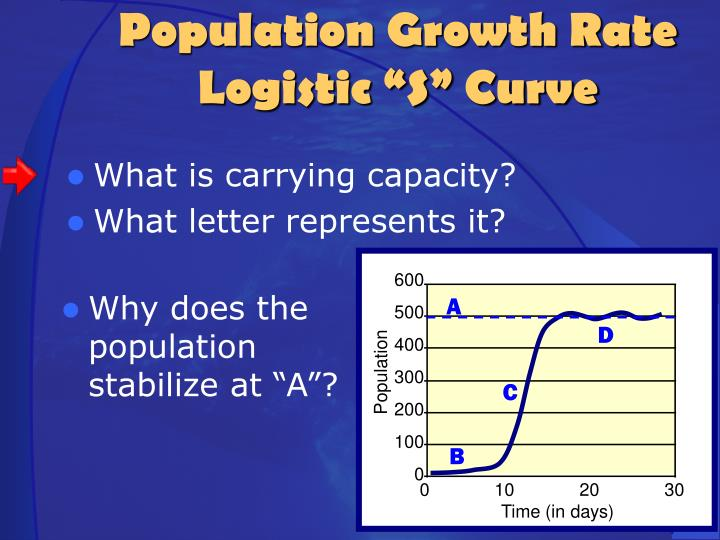 What is carrying capacity?
