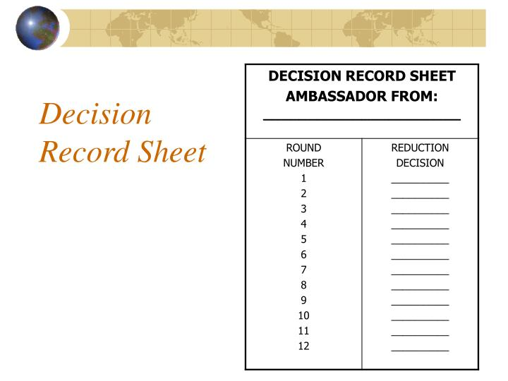 decision sheet Finally, when admission decisions here is the original post i wrote about how to create your college search spreadsheet: organize your college search.