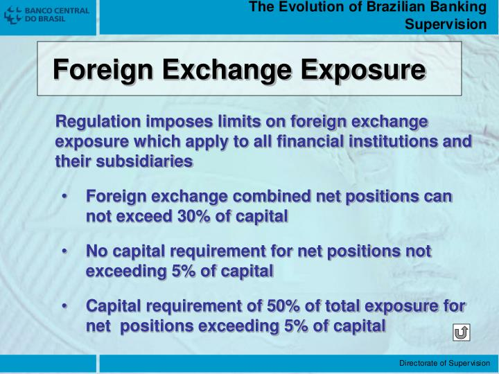 article analysis foreign exchange exposure of domestic Foreign currency exposure is a financial risk posed by an exposure to unanticipated changes in the exchange rate between two currencies foreign exchange risk arises when a company holds assets or liabilities in foreign currencies and affects the.