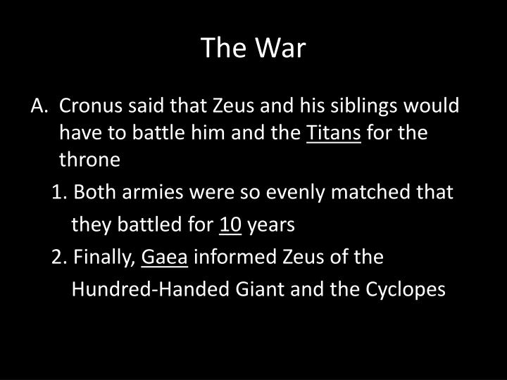 the creation of the titans and It may be considered as a misogynist stand that the creation of woman was the   all started from a gathering of the gods, where the titans were also invited.