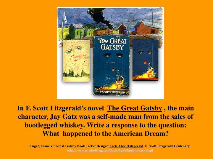 In F. Scott Fitzgerald's novel