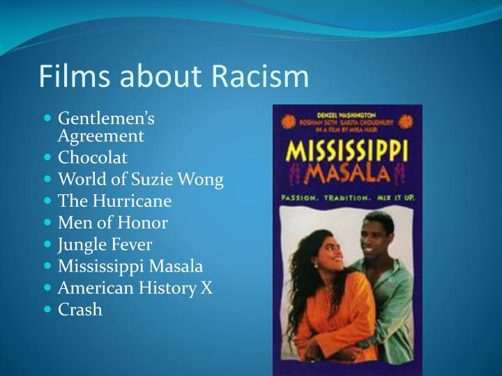 Films about Racism