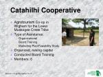 catahilhi cooperative