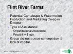 flint river farms