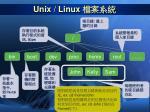unix linux