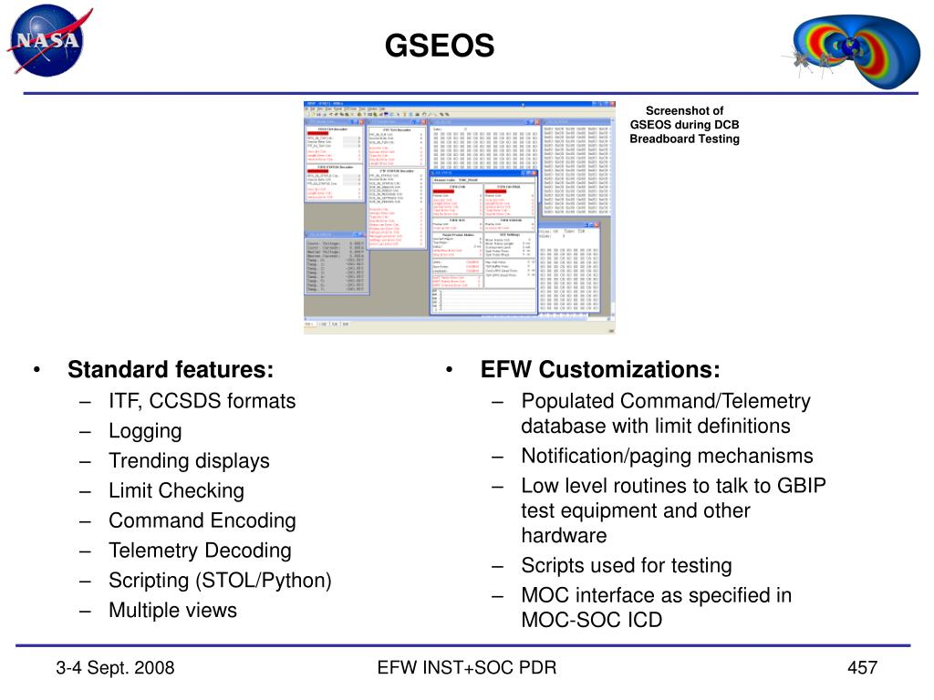 PPT - Command, Telemetry, and Ground Support Equipment (CTG