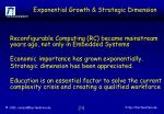 exponential growth strategic dimension