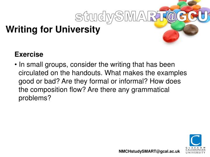 studySMART@GCU