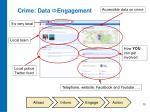 crime data engagement