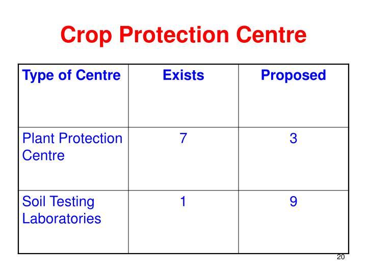 Crop Protection Centre