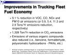 improvements in trucking fleet fuel economy2
