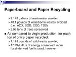 paperboard and paper recycling1