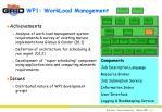 wp1 workload management
