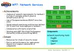 wp7 network services