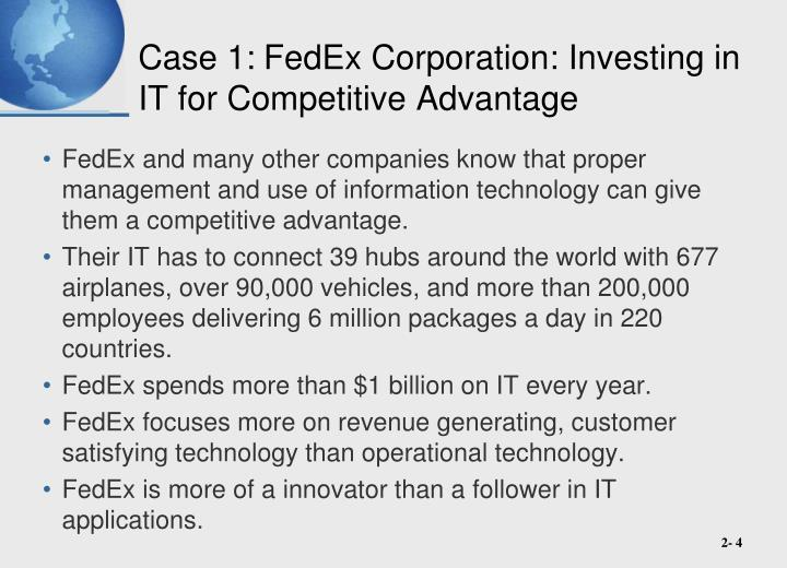 pwc competitive advantages on it is information technology essay Understanding your competitive advantage is critical it is the reason you are in business it is what you do best that draws customers to buy your product/service instead of your competitor's.