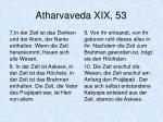 atharvaveda xix 53