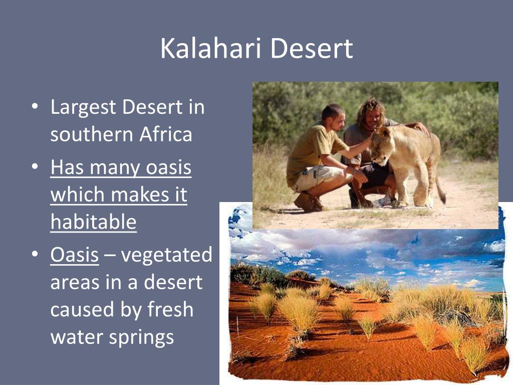 PPT - AFRICAN PHYSICAL GEOGRAPHY PowerPoint Presentation ...