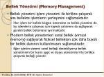 bellek y netimi memory management1