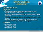 awips evolution collaboration