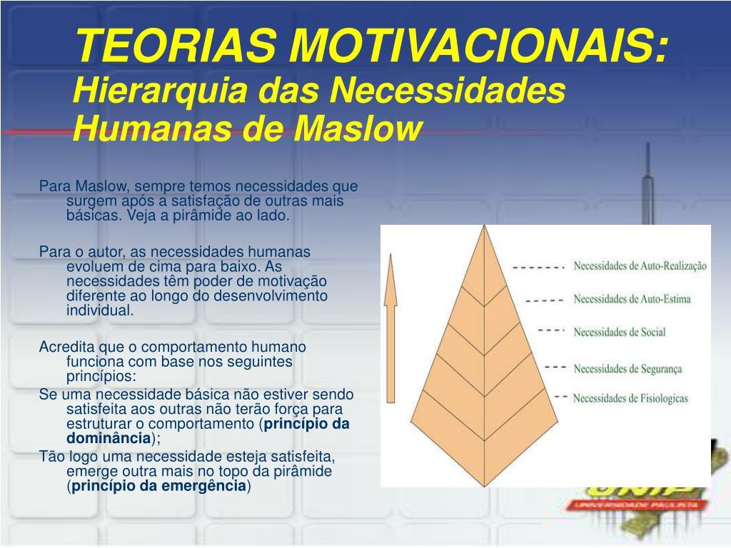 Ppt A Motivação Powerpoint Presentation Free Download