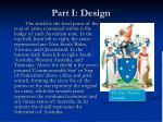 part i design1