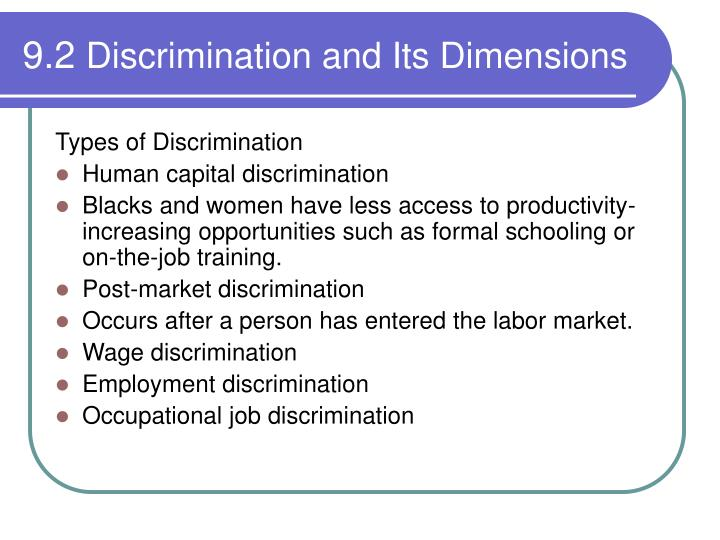 """discrimination and open slot policy The following excerpts from healthcare organizations' patient non-discrimination policies (or patients' bills of rights) meet the patient non-discrimination criteria of including the terms """"sexual orientation"""" and """"gender identity or."""